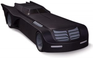 batmobile car