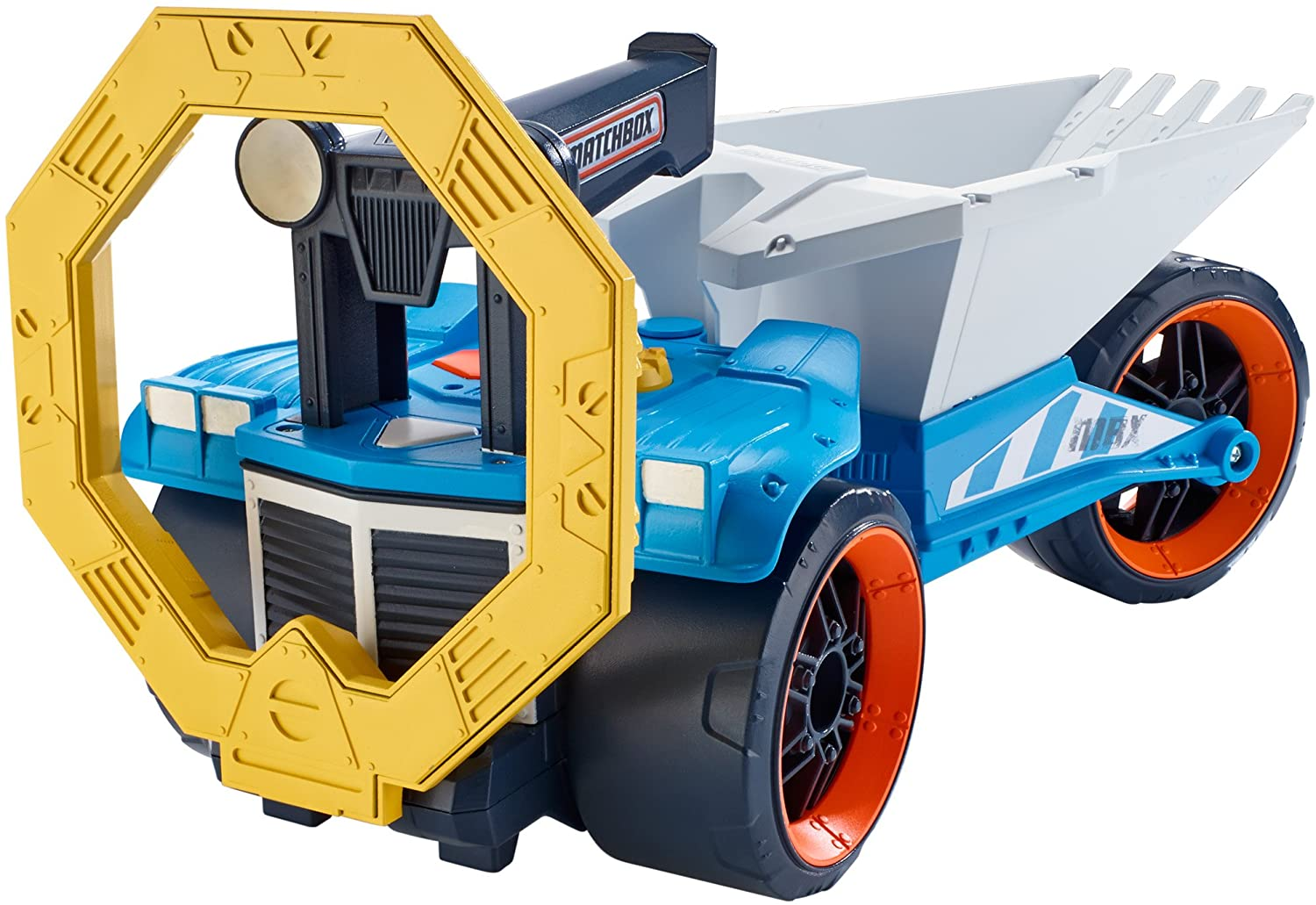 Matchbox Treasure Tracker Metal Detector Truck